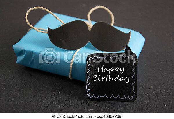 Happy Birthday Present For A Man