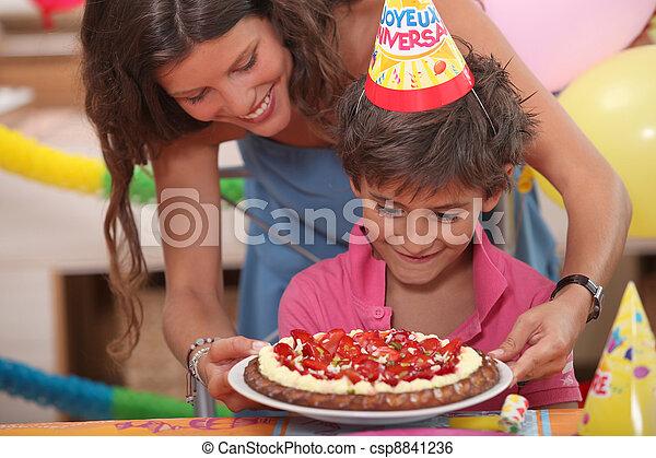 Happy birthday - csp8841236