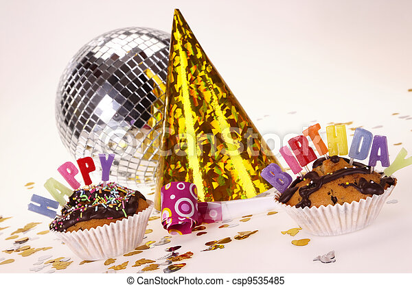 Happy Birthday! - csp9535485