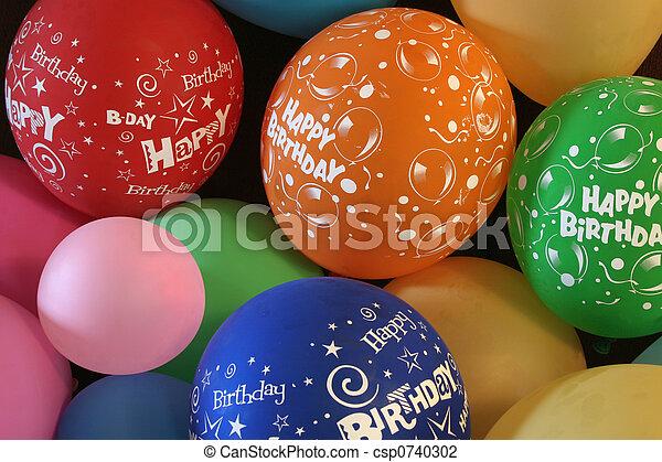 Happy Birthday - csp0740302