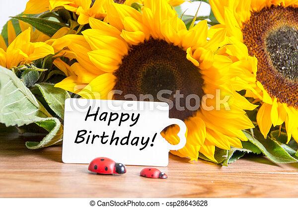 happy birthday - csp28643628