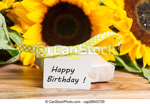 happy birthday - csp28643729