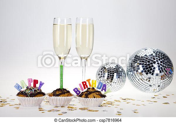 Happy birthday - csp7816964