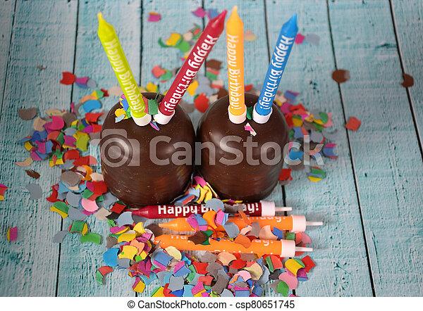 Happy Birthday - csp80651745