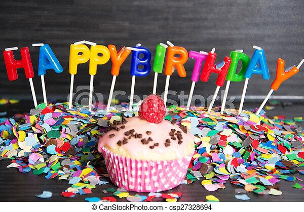 happy birthday - csp27328694