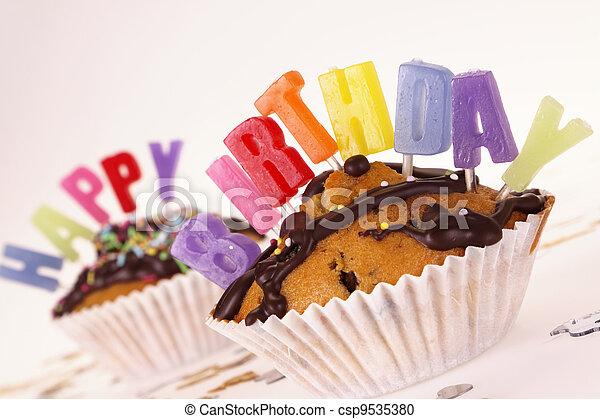 Happy Birthday! - csp9535380