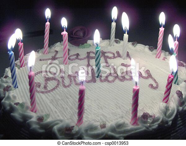 Happy Birthday - csp0013953