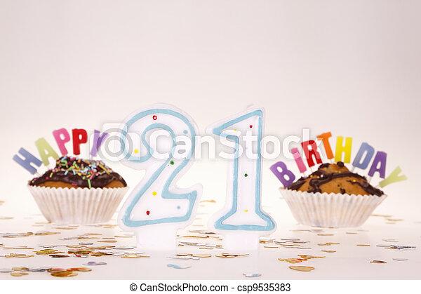 Happy Birthday! - csp9535383