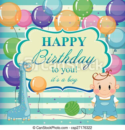 Happy Birthday To You Gift Card A Note For The Boy Little Funny