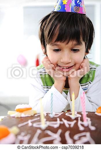 Happy birthday to you! - csp7039218