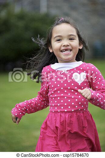 Happy child - csp15784670