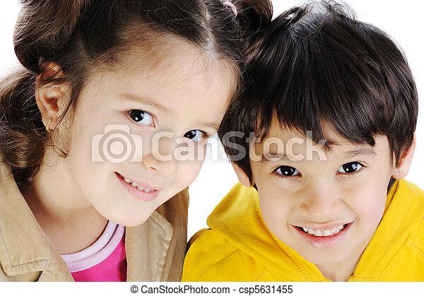 Happy childhood - csp5631455