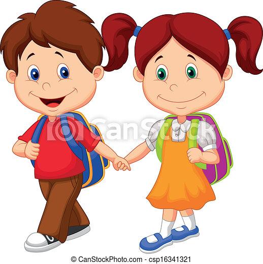 happy children cartoon come with ba csp16341321