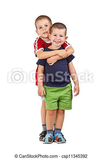 Happy children - csp11345392