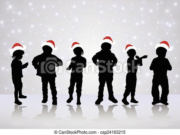 Happy children - csp24163215