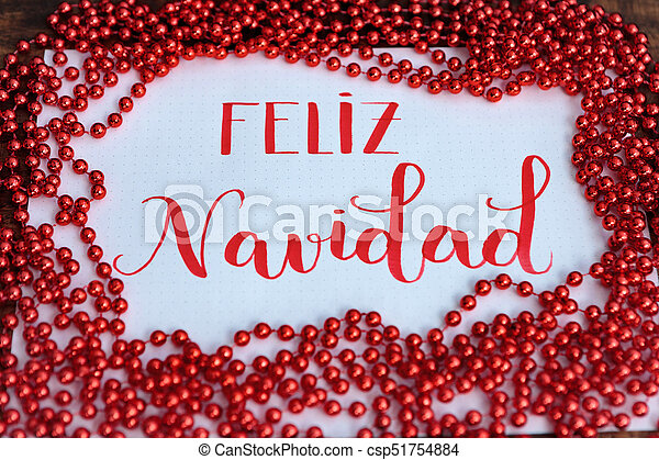 Christmas Wishes In Spanish.Happy Christmas Message In Spanish