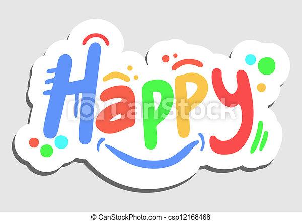 Happy color stick - csp12168468