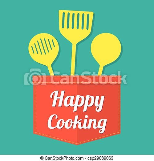 Happy Cooking. - csp29089063