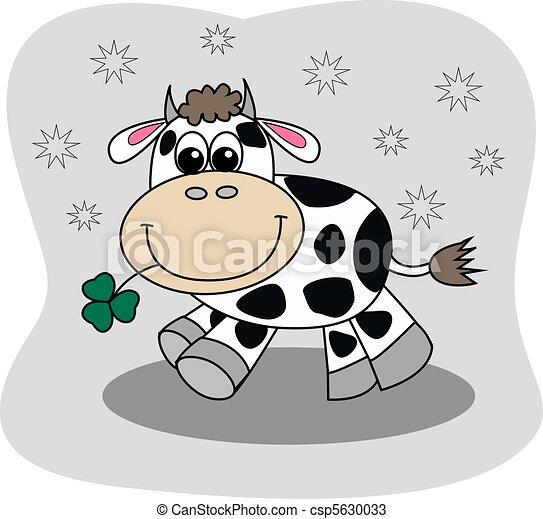 happy cow - csp5630033