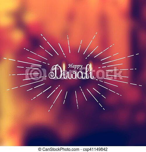 Happy diwali greeting card happy diwali greeting card csp41149842 m4hsunfo