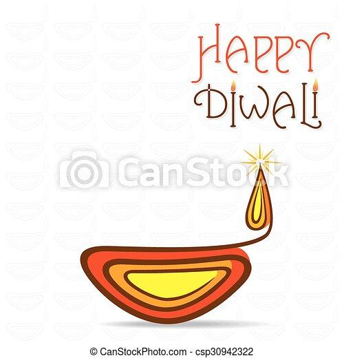 happy diwali greeting design happy diwali greeting card vector rh canstockphoto com