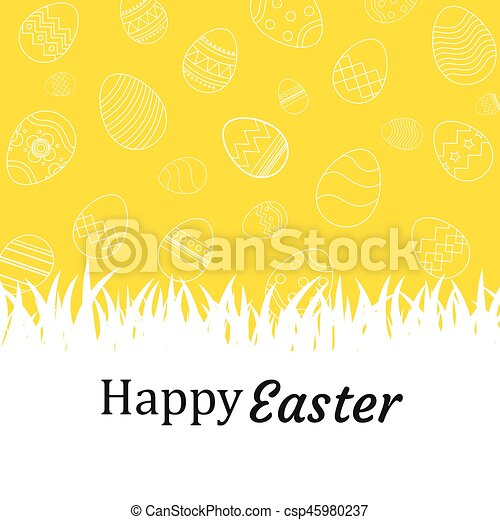 Happy Easter Egg Background And Wallpaperscan Be Used For Wallpaperflyers Invitation Posters Brochure Greeting Card
