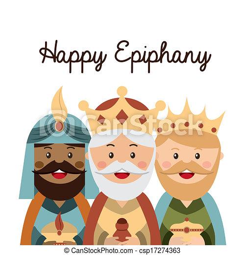 happy epiphany happy ephipany over white background vector clip rh canstockphoto com epiphany clipart black and white epiphany clipart black and white