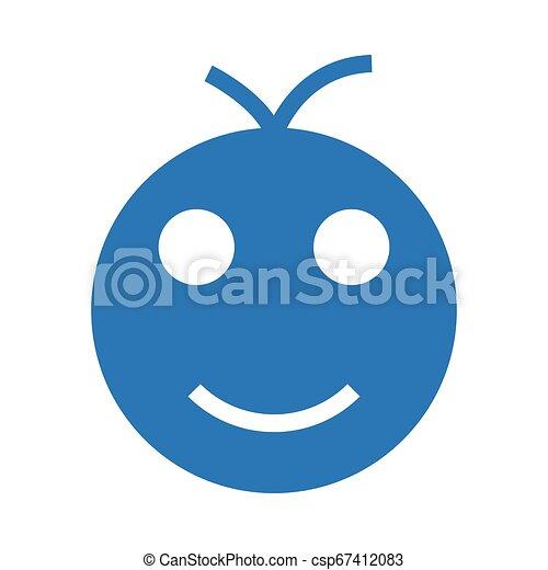 happy face - csp67412083