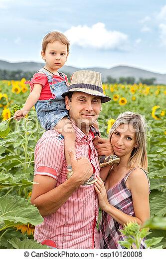 happy family - csp10120008