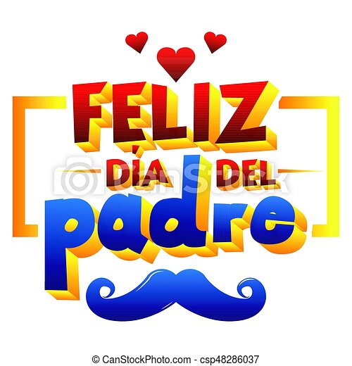 happy fathers day card spanish version happy fathers day card with