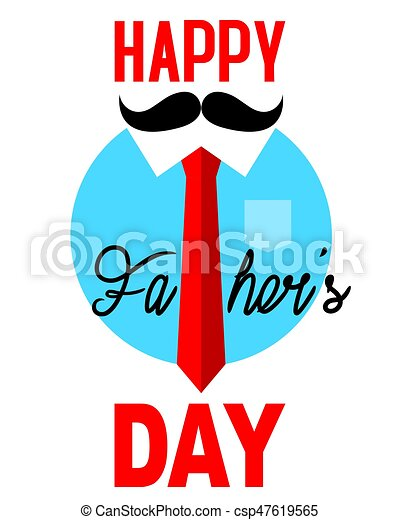 happy fathers day clip art vector search drawings and graphics rh canstockphoto com father's day clip art borders father's day clip art pictures