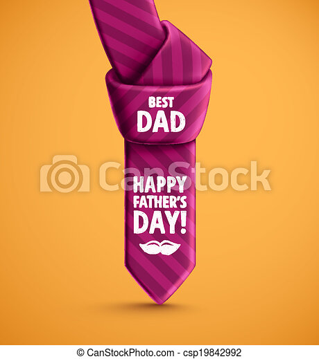 Happy Father's Day! - csp19842992
