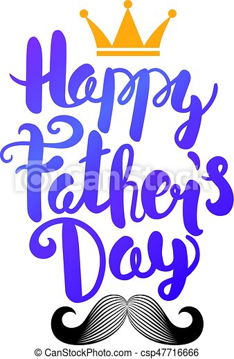happy fathers day greeting card clip art vector search drawings rh canstockphoto com  greeting cardsclipart free