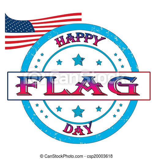 Happy flag day  - csp20003618