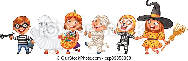 Happy Halloween - csp33050358