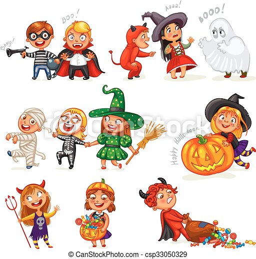 Happy Halloween - csp33050329