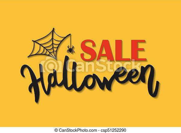 happy halloween message design background vector illustration eps 10