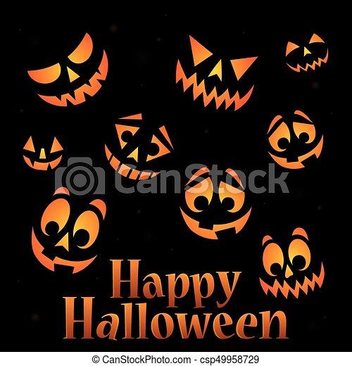 Happy halloween sign thematic image 5 - eps10 vector... vector ...