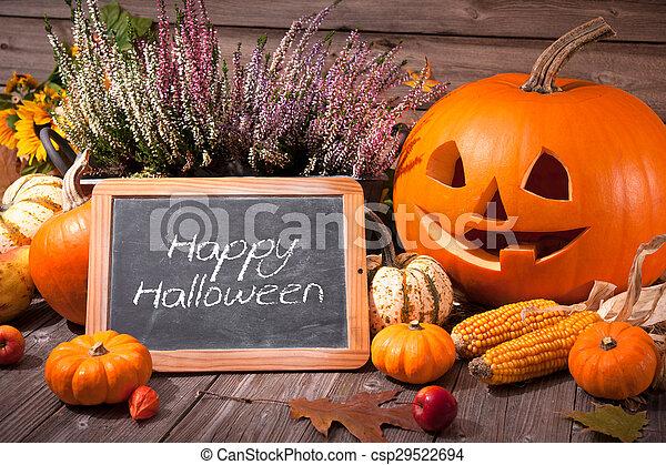 Happy Halloween - csp29522694