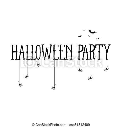 happy halloween template for banner csp51812489