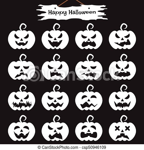 Black and white pumpkin #halloween #halloweenart #clipart #illustrations  #graphics #halloweenclipart #vector #images…   Clip art, Halloween clipart, White  pumpkins