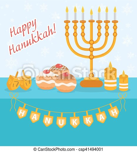 Happy hanukkah greeting card invitation poster hanukkah jewish happy hanukkah greeting card invitation poster hanukkah jewish festival of lights feast of m4hsunfo