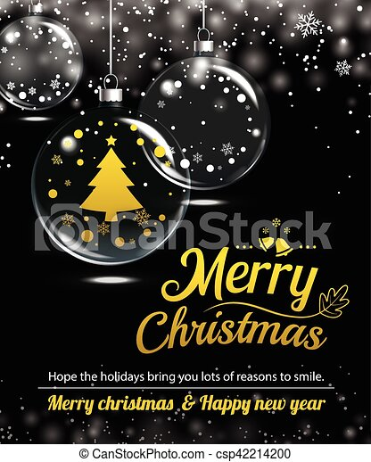 Happy holiday greeting banner and card design template merry happy holiday greeting banner and card design template merry christmas and new year theme concept m4hsunfo
