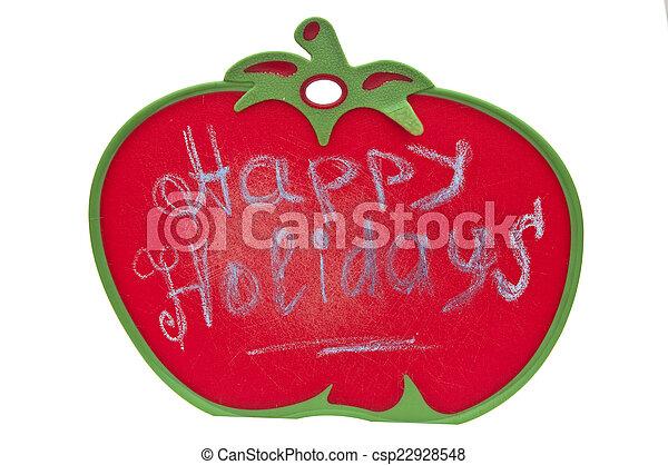 happy holidays - csp22928548