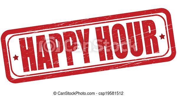 Happy hour - csp19581512