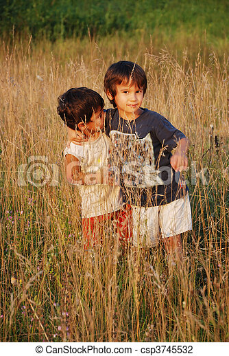 happy kids - csp3745532