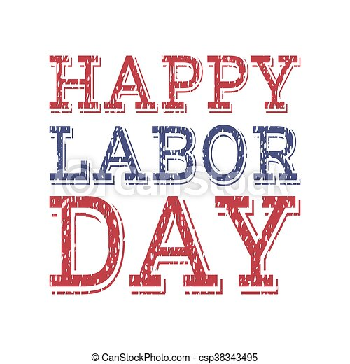 closed labor day sign template