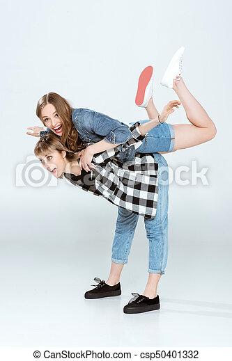 Lesbian fock