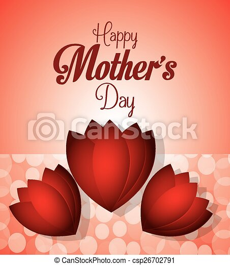 mother day card design