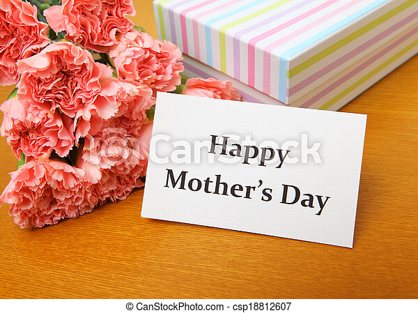 Happy mother's day concept - csp18812607